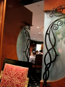 Shanghai at the Marriott - great ambience, great food