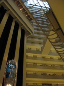 Inside the Pan Pacific Singapore (Suntec)
