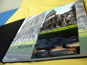I had designed this photobook (coffeetable book) of pictures from our Italy trip, and had it made by Photobook.com (Malaysia). It was worth all the effort and money.