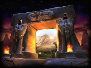 Enter the realm....