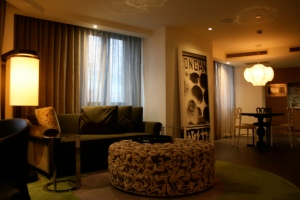 Jia Shanghai - new boutique hotel of the designer variety, located Nanjing Xi Lu