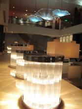 Hotel Lobby - hotel Okura. Pretty huh...?