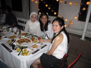 Sarina, Nells and Mua @ Bianco
