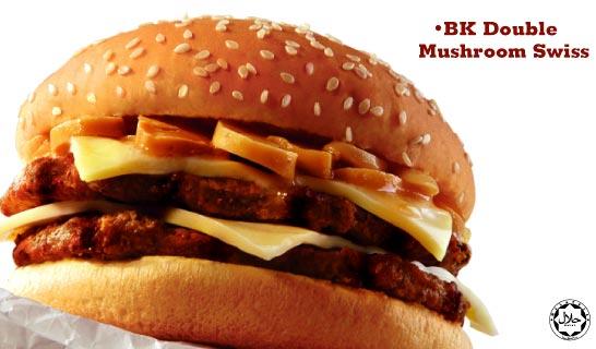 ... double mushroom burger 7 99 mushroom burger mushroom swiss burger