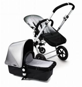 Bugaboo Cameleon in Silver and Gray